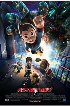 Poster: Astro Boy