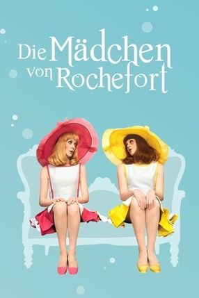 Poster: Die Mädchen von Rochefort