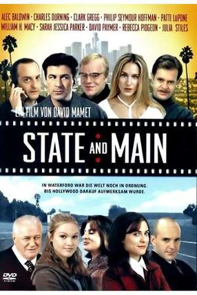 Poster: State and Main