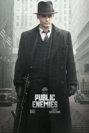 Poster: Public Enemies