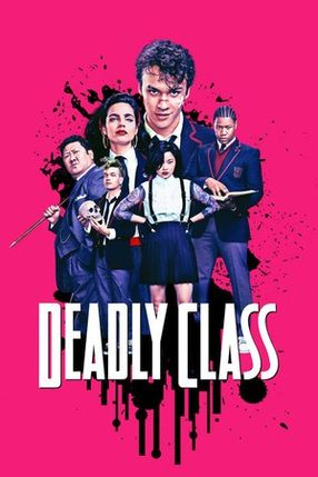 Poster: Deadly Class