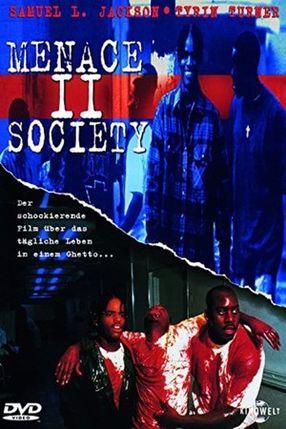 Poster: Menace II Society