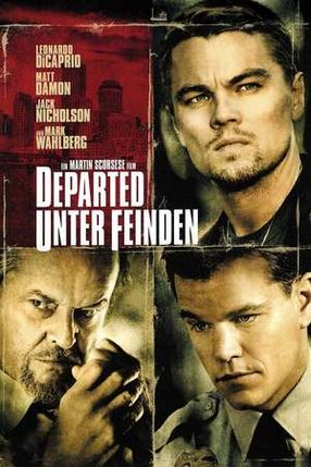 Poster: Departed - Unter Feinden