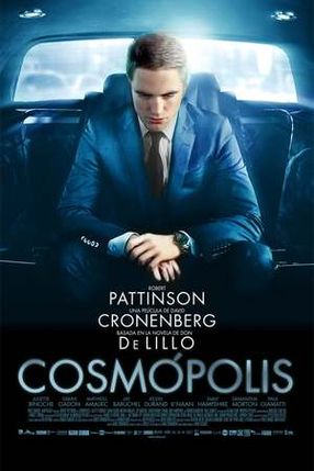 Poster: Cosmopolis