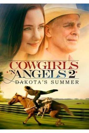 Poster: Cowgirls and Angels 2 - Dakotas Pferdesommer