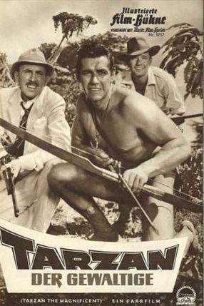 Poster: Tarzan, der Gewaltige