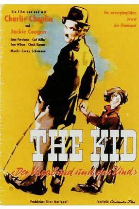 Poster: Der Vagabund und das Kind