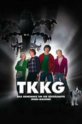 Poster: TKKG - Das Geheimnis um die rätselhafte Mind-Machine