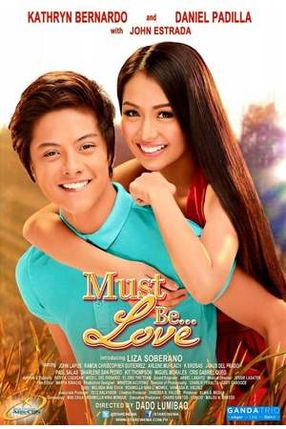 Poster: Must Be... Love