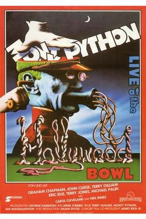 Poster: Monty Python Live at the Hollywood Bowl
