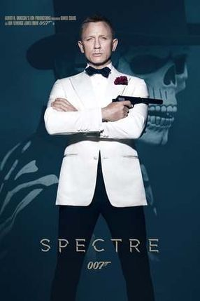 Poster: James Bond 007 - Spectre