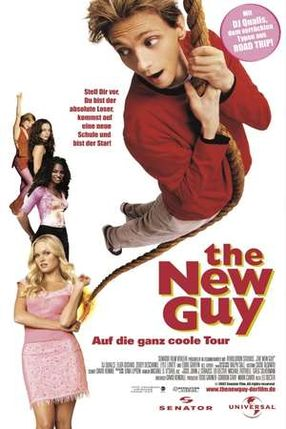 Poster: The New Guy