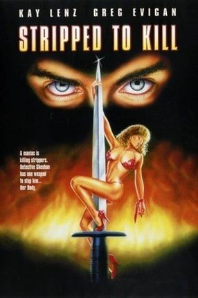 Poster: Stripped to Kill