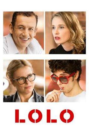 Poster: Lolo – Drei ist einer zu viel