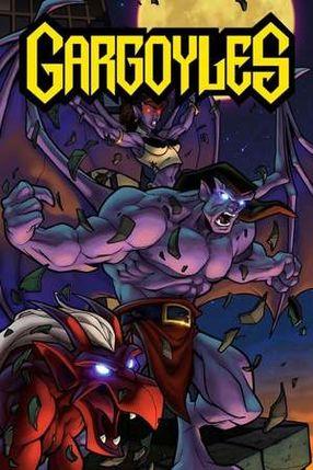 Poster: Gargoyles – Auf den Schwingen der Gerechtigkeit