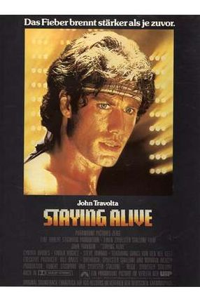 Poster: Staying Alive