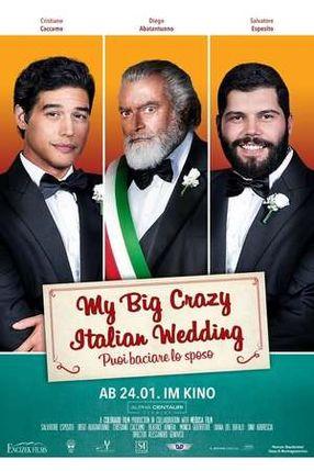 Poster: My Big Crazy Italian Wedding
