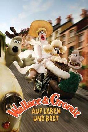 Poster: Wallace & Gromit - Auf Leben und Brot