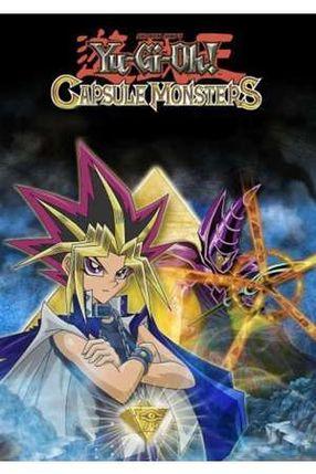 Poster: Yu-Gi-Oh! - Capsule Monsters