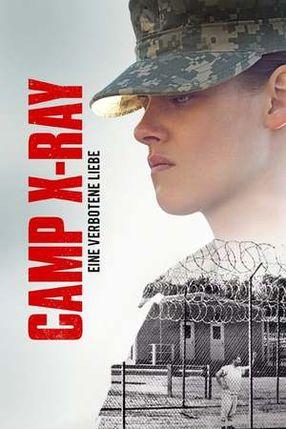 Poster: Camp X-Ray: Eine verbotene Liebe