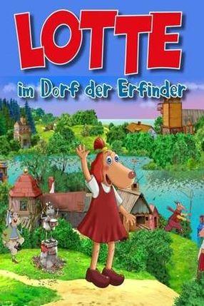 Poster: Lotte im Dorf der Erfinder