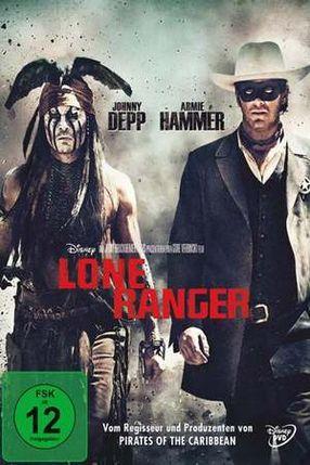 Poster: Lone Ranger