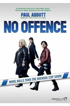 Poster: No Offence