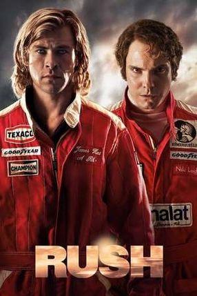 Poster: Rush - Alles für den Sieg