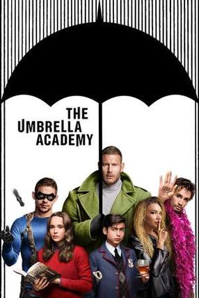 Poster: The Umbrella Academy