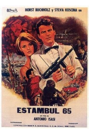 Poster: Unser Mann in Istanbul