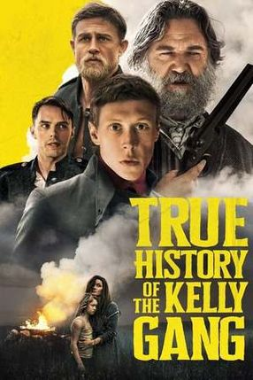 Poster: True History of the Kelly Gang