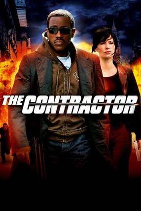 Poster: The Contractor - Doppeltes Spiel