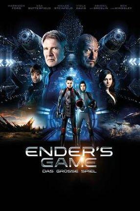 Poster: Ender's Game - Das große Spiel