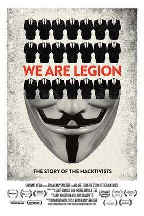 Poster: We Are Legion - Die Geschichte der Anonymous-Hacker