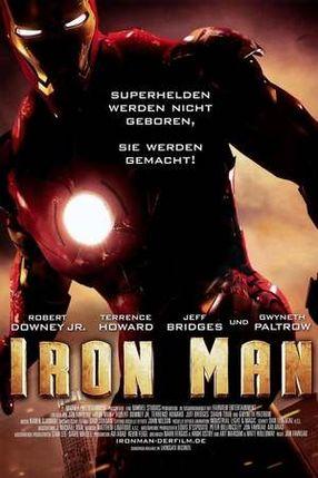 Poster: Iron Man