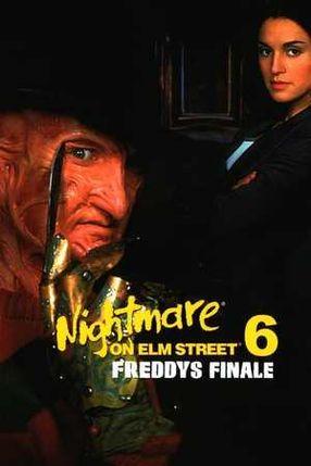 Poster: Freddy's Finale - Nightmare on Elm Street 6