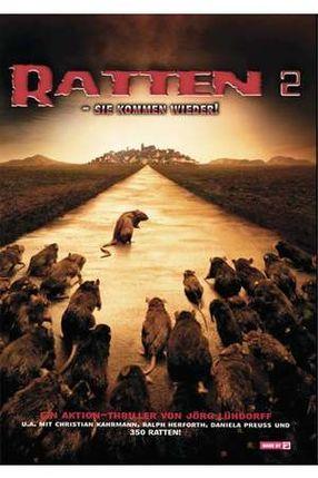 Poster: Ratten 2 - Sie kommen wieder!