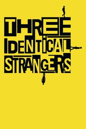 Poster: Three Identical Strangers
