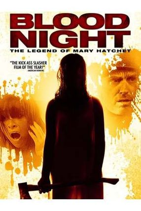 Poster: Blood Night - Die Legende von Mary Hatchet