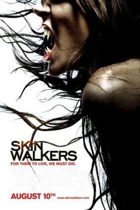 Poster: Skinwalkers - Fluch der Wölfe