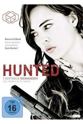 Poster: Hunted - Vertraue Niemandem
