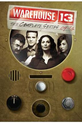 Poster: Warehouse 13