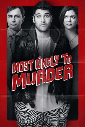 Poster: Most Likely to Murder