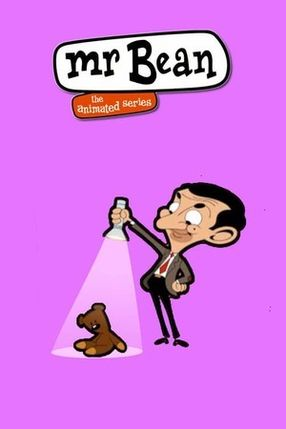 Poster: Mr. Bean: The Animated Series