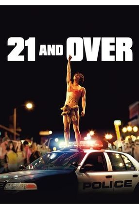 Poster: 21 & Over