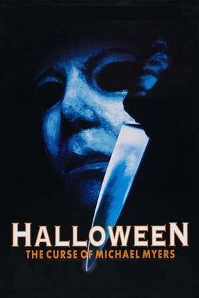 Poster: Halloween VI - Der Fluch des Michael Myers
