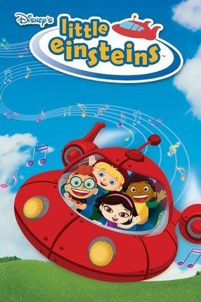 Poster: Disneys kleine Einsteins
