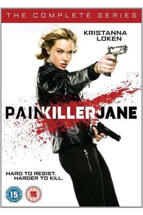 Poster: Painkiller Jane