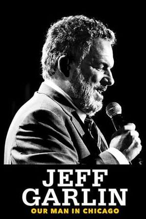 Poster: Jeff Garlin: Our Man in Chicago