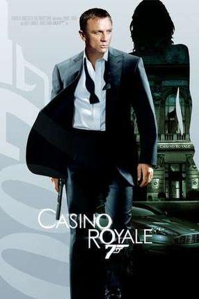Poster: James Bond 007 - Casino Royale